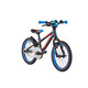 Cube Kid 160 Black'n'Flashred'n'Blue